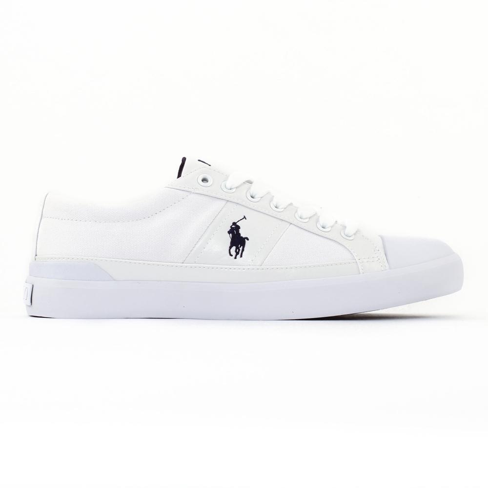 Chaussure blanche basket