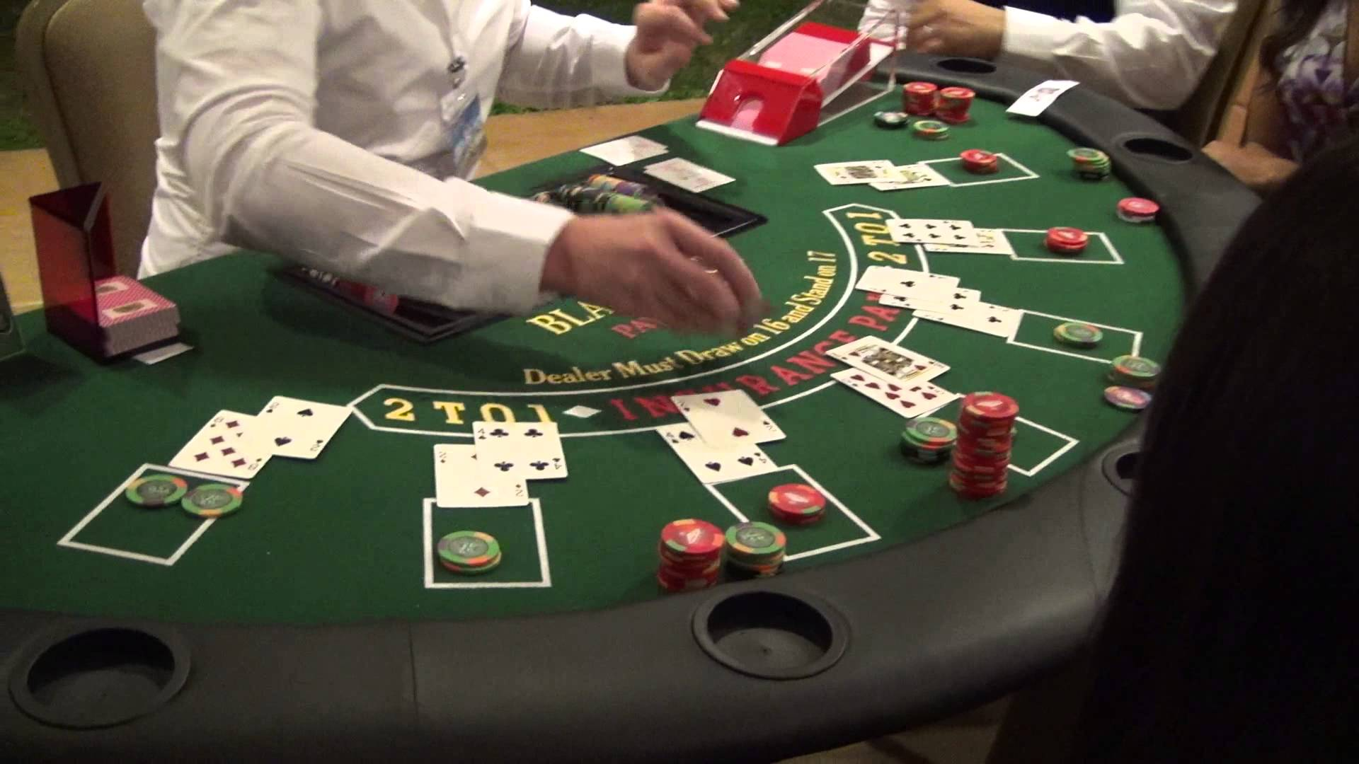 Jeu de blackjack a acheter