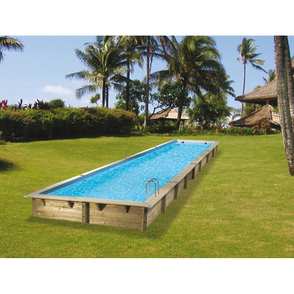 Piscine hors sol j ai une adresse vous recommander - Peut on enterrer une piscine hors sol ...